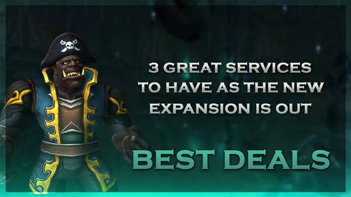 3 Best Deals at the Start of Shadowlands | WoW Boost Armada