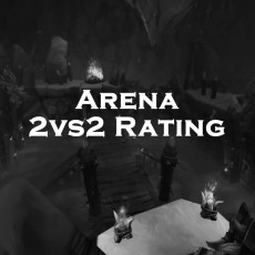 Buy Arena 2v2 Rating WoW Boost | A for ARMADA