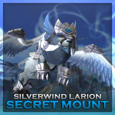 Buy Silverwind Larion Mount Boost | WoW Shadowlands