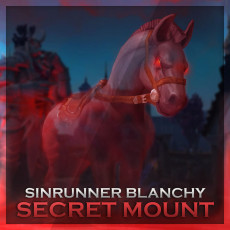 Buy Sinrunner Blanchy Mount Boost | WoW Shadowlands
