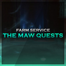 Buy the Maw Quests Farm Boost | WoW Shadowlands