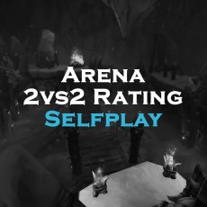 Buy 2v2 Arena Rating Selfplay PvP WoW Boost | A for ARMADA