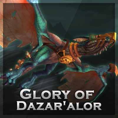 Buy Glory of the Dazar'Alor Raider Boost WoW | A for ARMADA