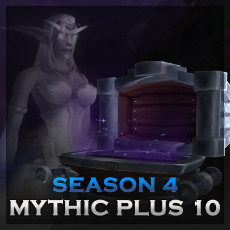 Mythic Plus 10 Boost – Weekly Chest 465 iLvl